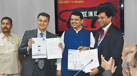 MOU SIGNED WITH HON'BLE CHIEF MINISTER